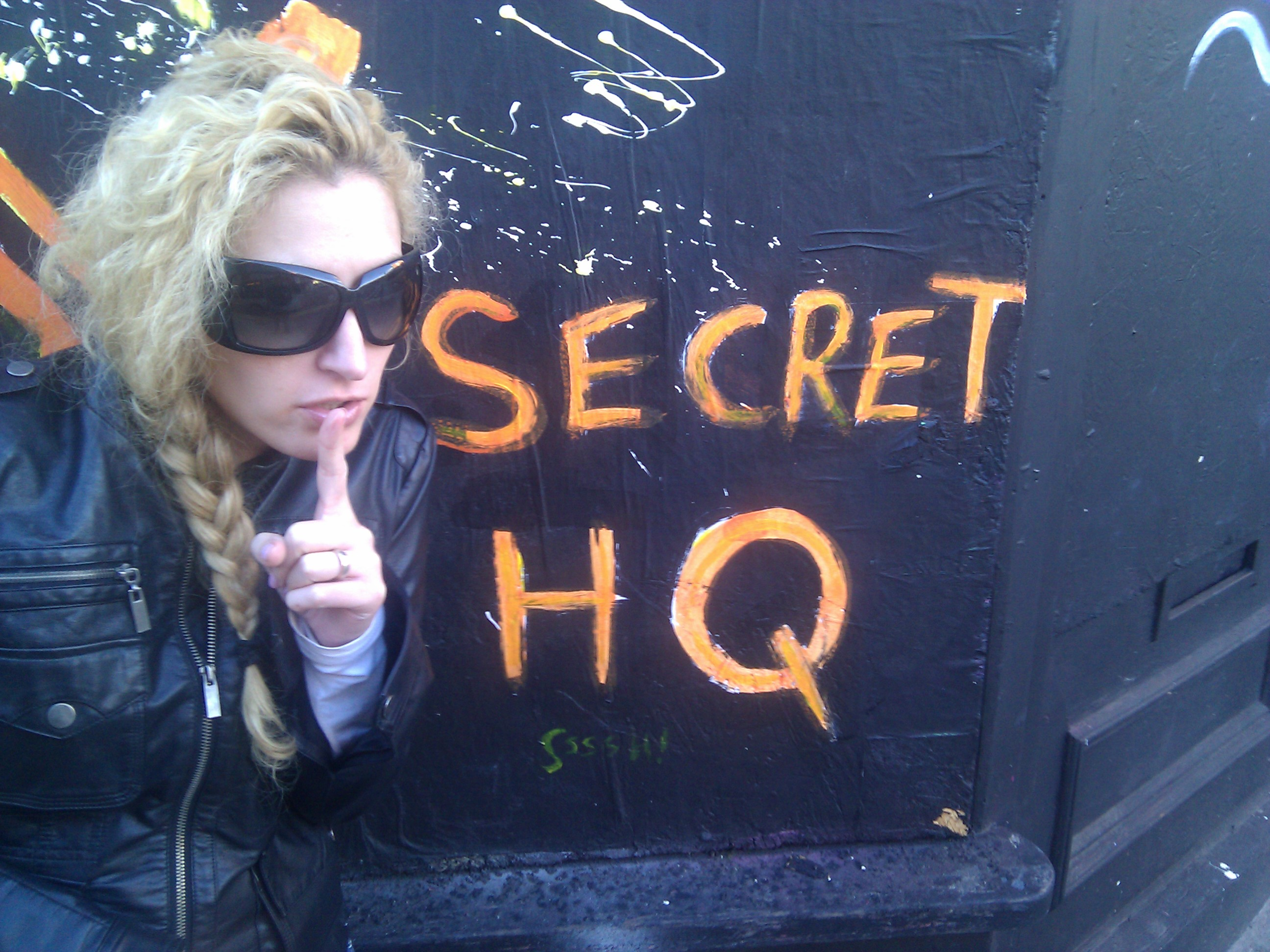 Jane McGonigal Secret Headquarters